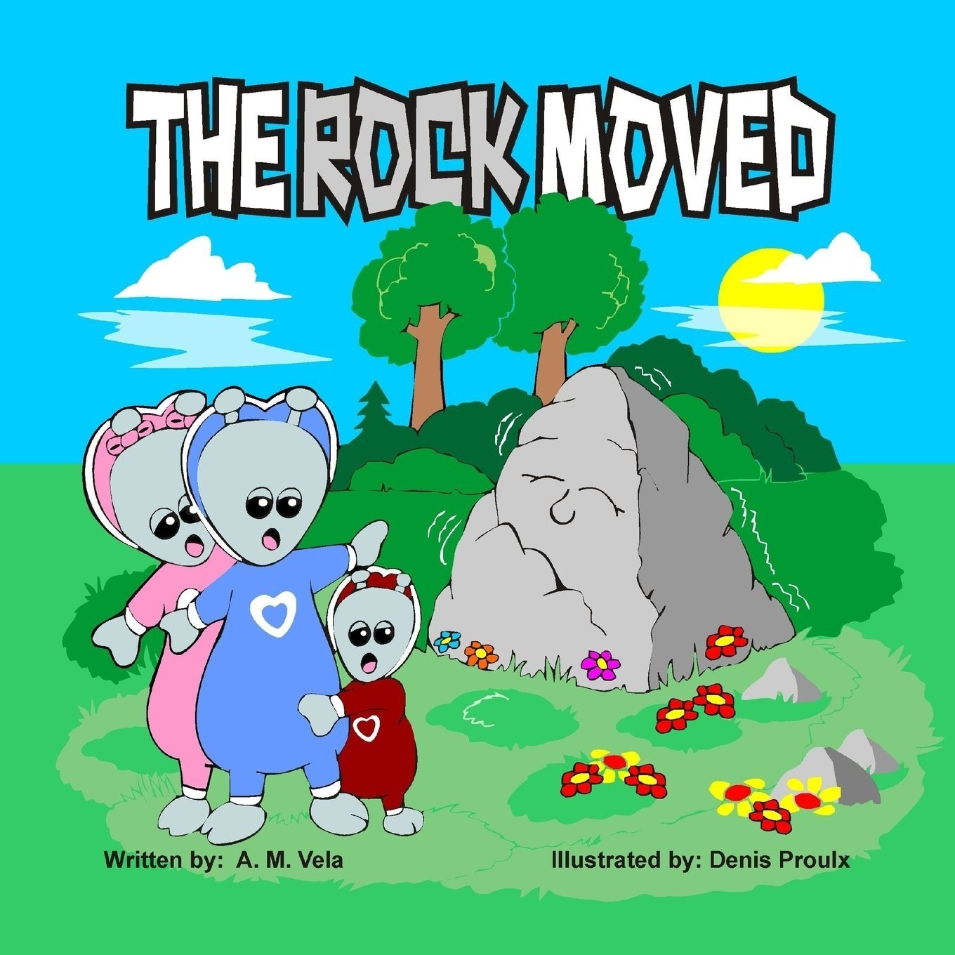 THE ROCK MOVED