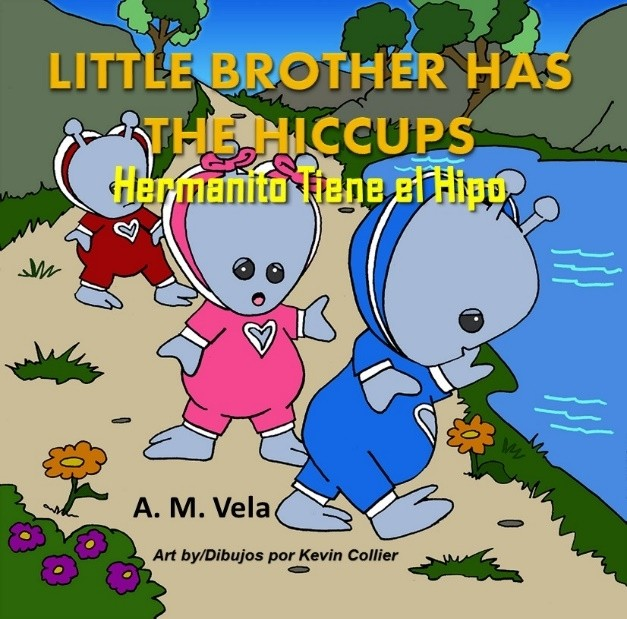 LITTLE BROTHER HAS THE HICCUPS / HERMANITO TIENE EL HIPO
